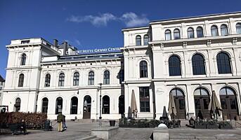Pris til Comfort Hotel Grand Central