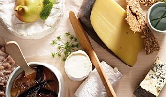 Kåret til Norges beste ost