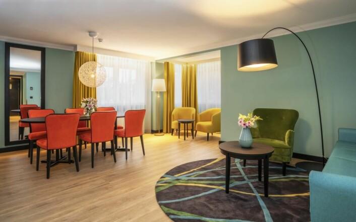 Foto; Thon Hotels