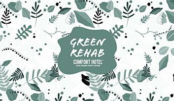 Ønsker gjester til å sjekke inn på «Green Rehab»