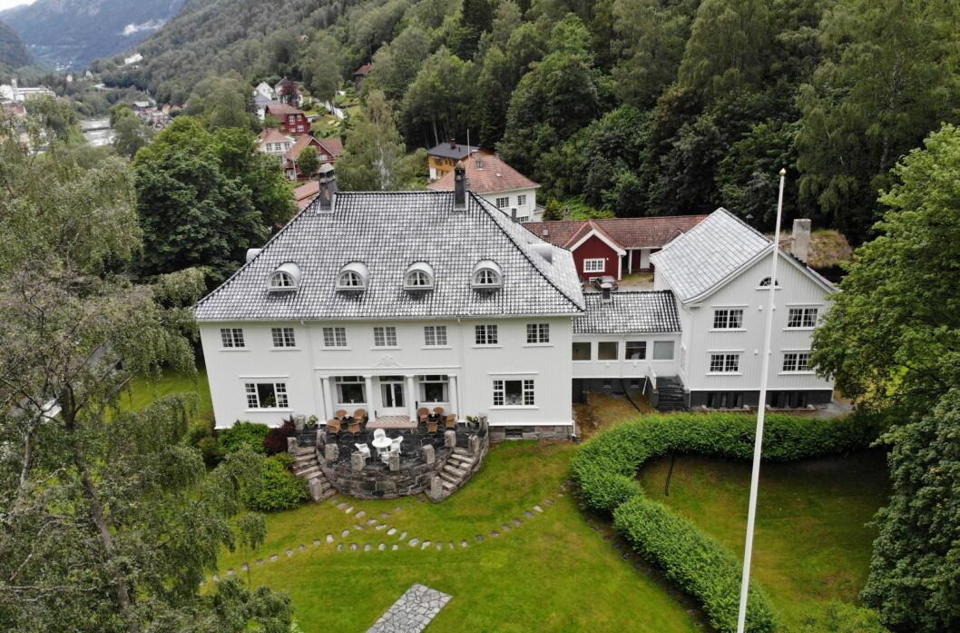 Rjukan Admini Hotel har fått ny kjøkkensjef. (Foto: Rjukan Admini Hotel )