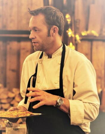 Bård Masdalen er ny kjøkkensjef på Rjukan Admini Hotel. (Foto:Rjukan Admini Hotel)