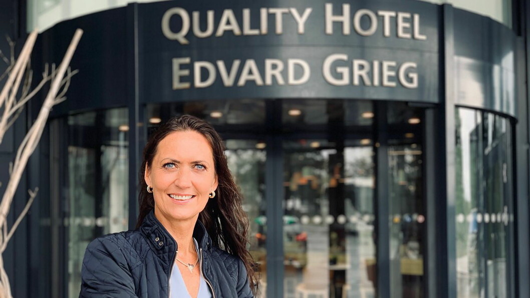 Monica E. Selvik. (Foto: Quality Hotel)