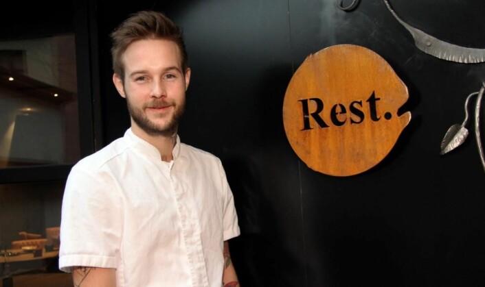 Jimmy Øien er nå kjøkkensjef på Rest i Oslo. (Foto: Morten Holt)