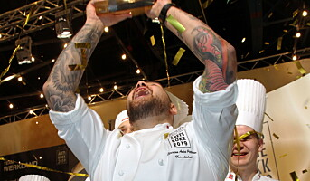 Ny Bocuse d'Or-sjanse for Christian A. Pettersen