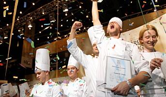 Vant den første utgaven av Årets unge kokk
