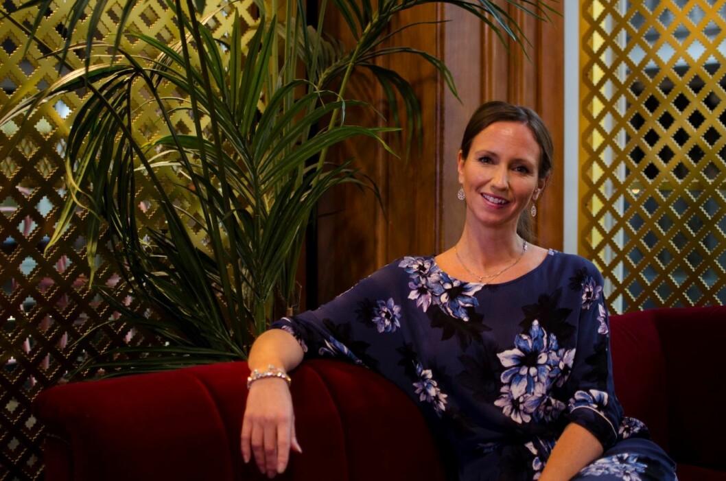 Elisabet Søyland, Director of Passion i Clarion Hotel