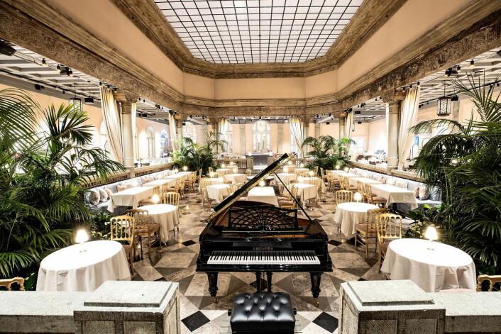 Britannia Hotel har landets nest beste hotellfrokost - bare et halvt år etter gjenåpning. (Foto: Wil Lee-Wright, arkiv)