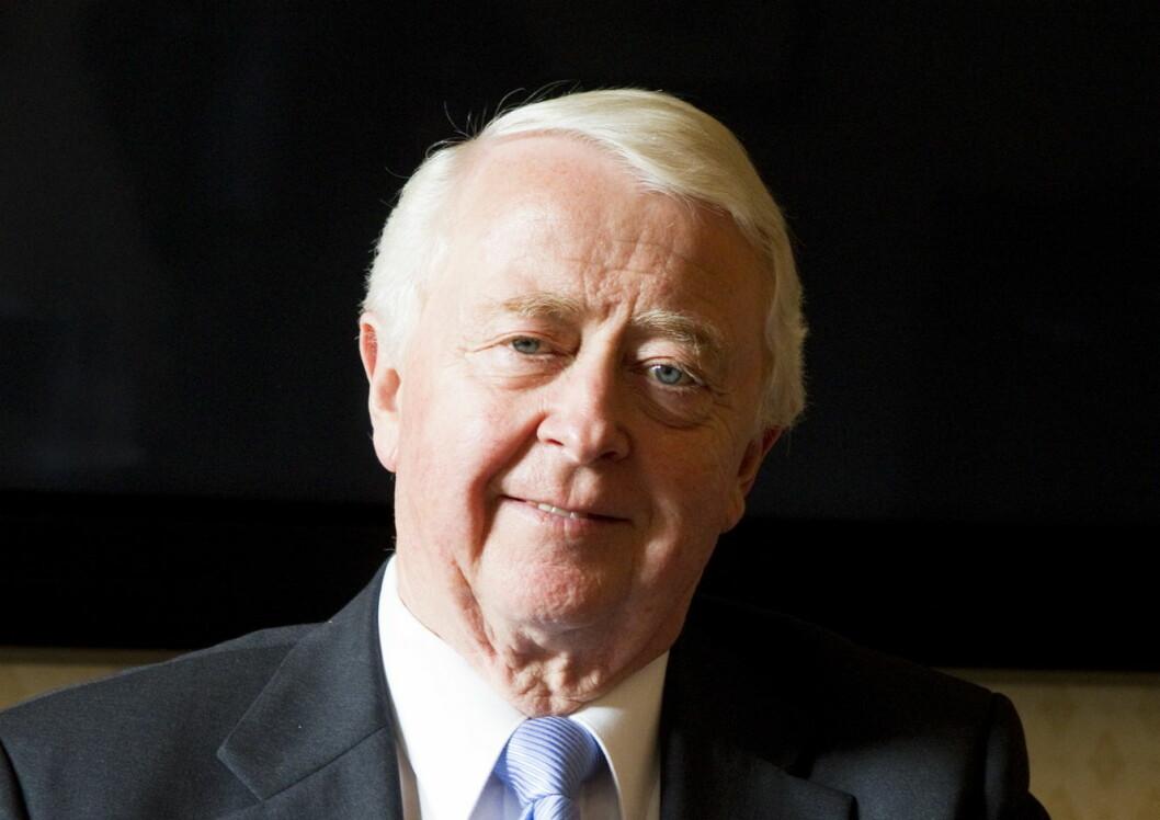 Jan E Rivelsrud døde 28. september 2019. (Foto: Privat)