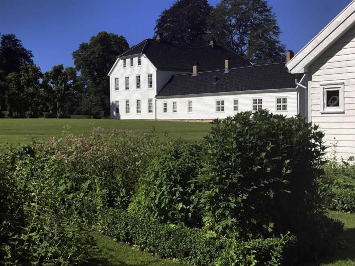 Boen gård. (Foto: Morten Holt)