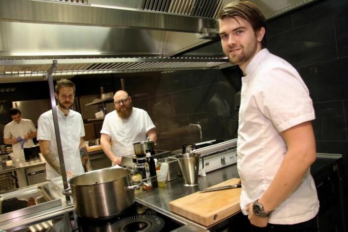 Restaurant REST i Oslo er nominert i kategorien Årets kjøkken. (Arkivfoto: Morten Holt)