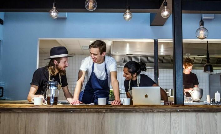 Restaurant SÖL er en av de nominerte i kategorien Årets kjøkken. (Foto: Fredrik Ringe)