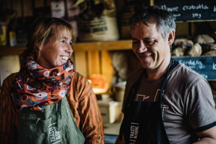 Trasti & Trine er nominert til Debioprisen. (Foto: Stefan Bellika)