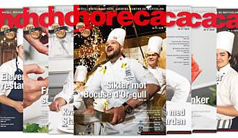 Årets sjette Horeca-magasin på vei