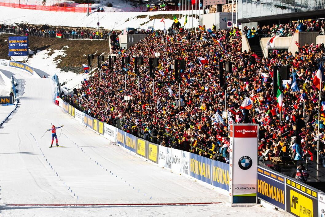 Fursetgruppen skal servere under Holmenkollen skifestval. (Foto: Jacques Holst)