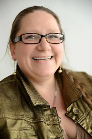 Katharina Sandberg Lund, leder i OsteAkademiet hos OsteCompagniet. (Foto: OsteCompagniet)
