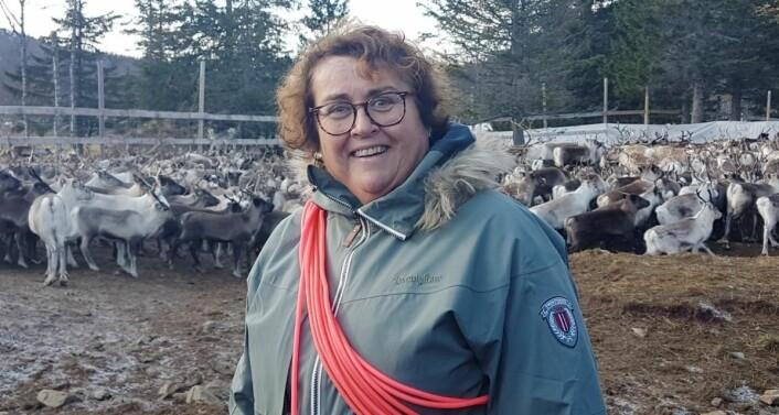 – Det er alltid viktig å bruke de muligheter naturressursene i Norge gir oss for å lage mat, sier landbruks- og matminister Olaug Bollestad. (Foto: Landbruks- og matdepartementet)