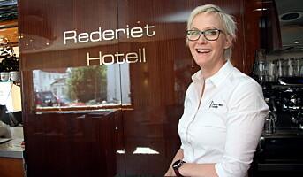 Rederiet Hotell med synergier med Farsund Resort