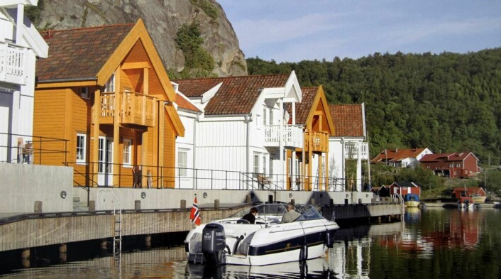 Farsund Resort. (Foto: Farsund Resort)