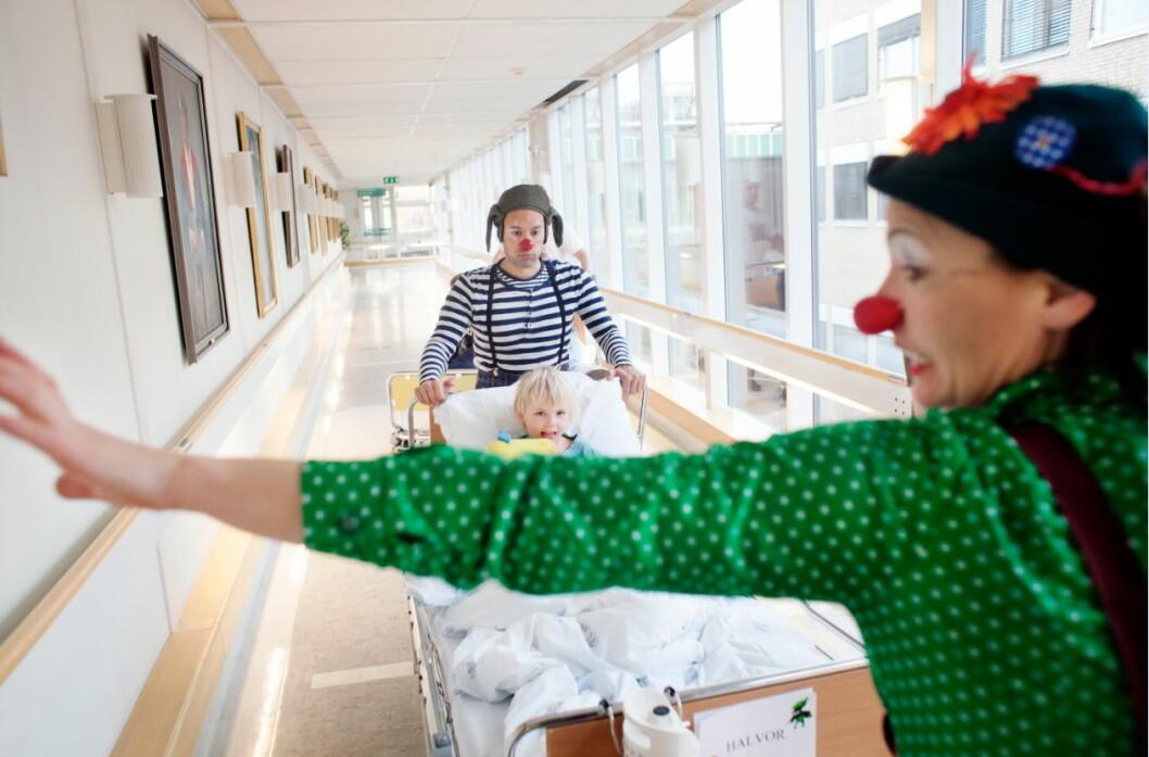 Illustrasjonsfoto: Brian Cliff Olguin/Sykehusklovnene