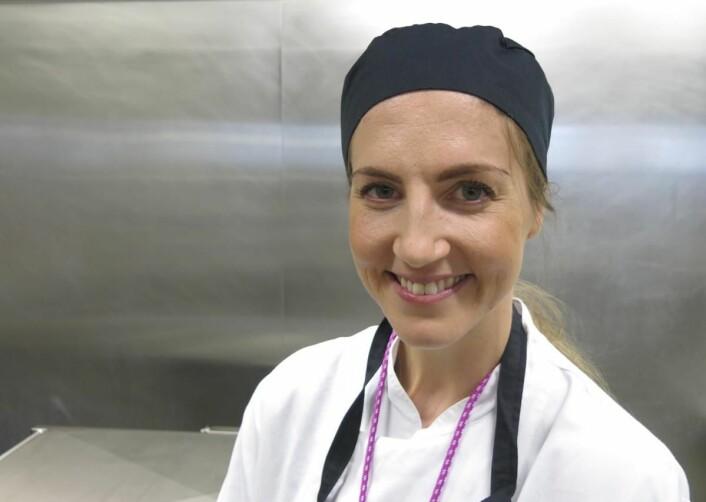 Ida Kristiansen. (Foto: Elisabeth Strøm)