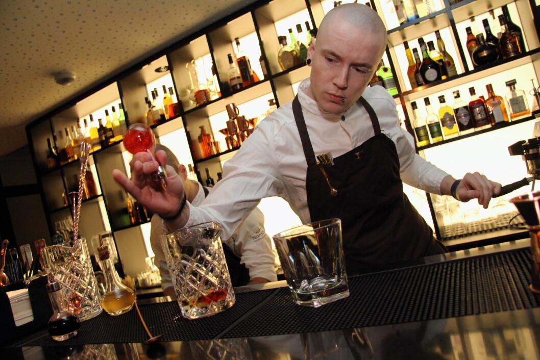 Øyvind Lindgjerdet og Britannia Bar er nominert til gjev pris. (Arkivfoto: Morten Holt)
