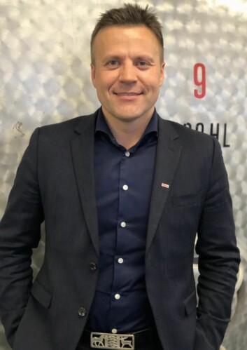 Roger Karlsen blir ny direktør for Mack. (Foto: Mack)