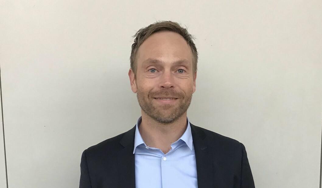 Henrik Qvist Jensen er ansatt som direktør for eiendomsdivisjonen i Strawberry. (Foto: Strawberry)