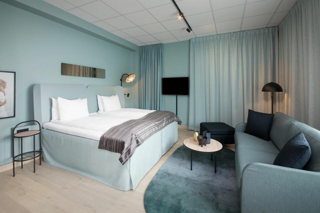 88 nye rom på totalrenoverte Scandic Sjølyst. (Foto: Scandic Hotels)