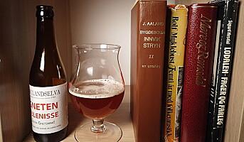 Nytt juleøl hedrer Sunnmøres bryggeritradisjoner