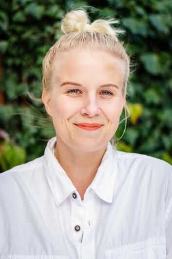 Holdbarhetsspesialist hos Oatly,Anna Åhnberg. (Foto: Oatly)