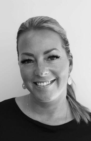 Mari Blomberg leder eSmiley i Norge. (Foto: eSmiley)