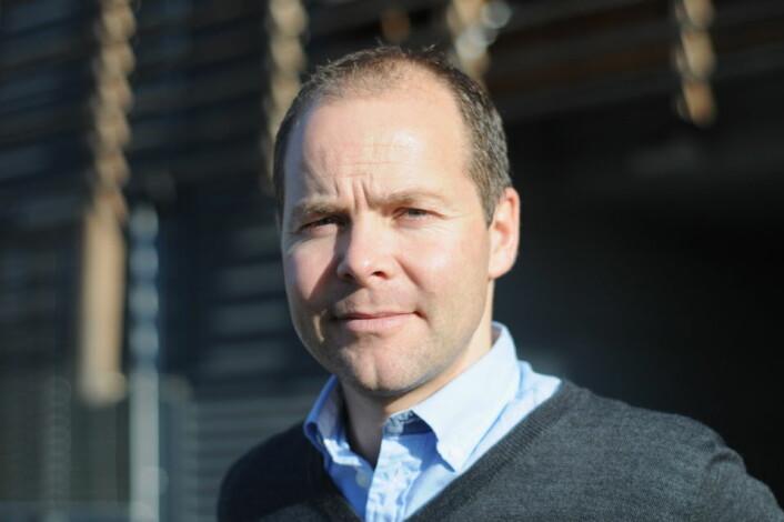 Erik Fostervoll. (Foto: Privat)