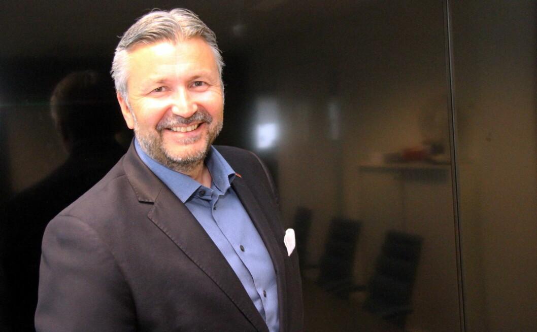 Svein Arild Steen-Mevold. (Foto: Morten Holt)