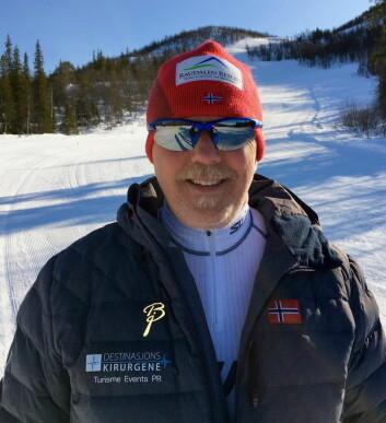 Bjørn B Jacobsen hos DestinasjonsKirurgene. (Foto: DestinasjonsKirurgene)