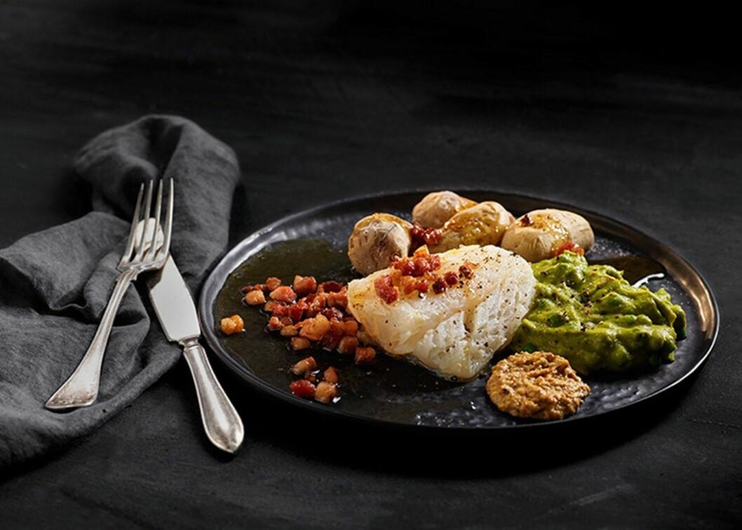 Nå står lutefisken på menyen. (Foto: Studio Dreyer Hensley)
