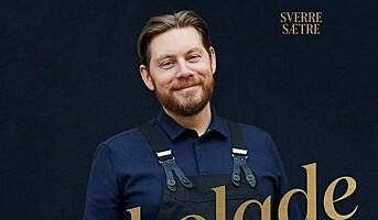 Sverre Sætre vant prisen «Beste norske kokebok» i 2019