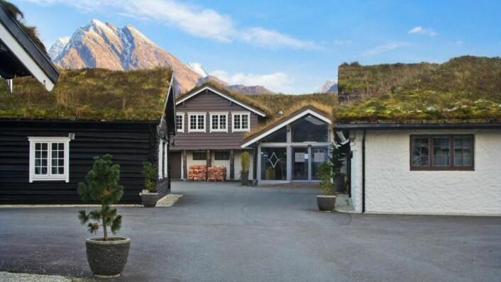 Sagafjord Hotel. (Foto: Sagafjord Hotel)