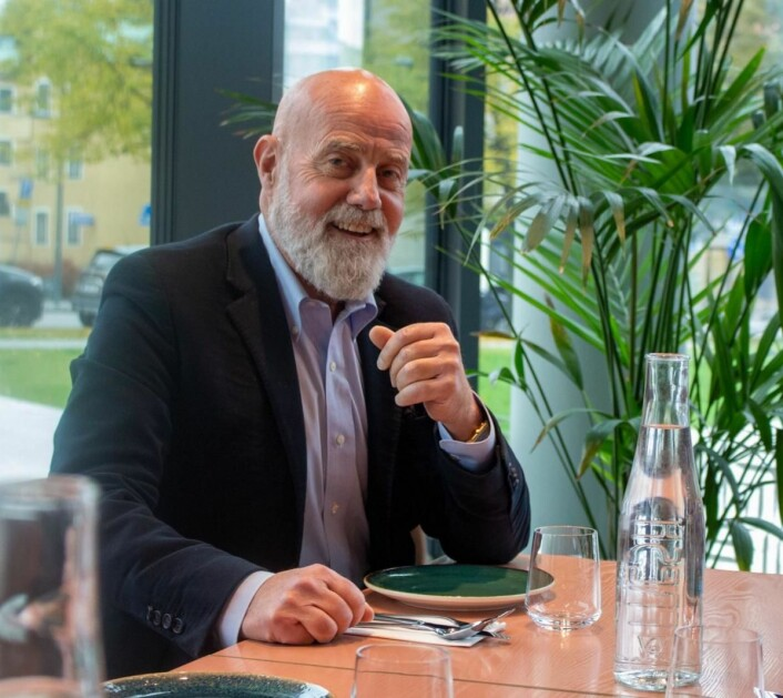 Konsernsjef for BWH Hotel Group i Skandinavia, Johan Kukacka. (Foto:BWH Hotel Group)