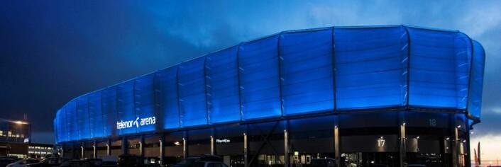 Telenor Arena. (Foto: Telenor Arena)