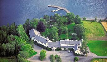 Et hotelleventyr ved Trondheimsfjorden