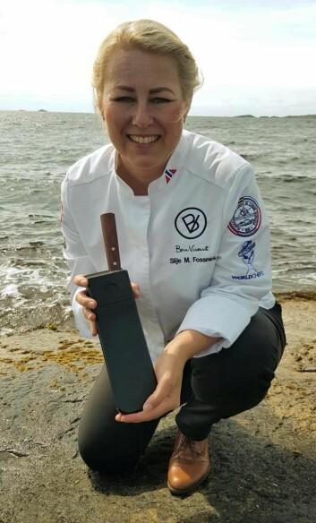 Kokkemesteren fra Søgne selger den nye oppfinnelsen sin over hele verden. (Foto: Bon Vivant)