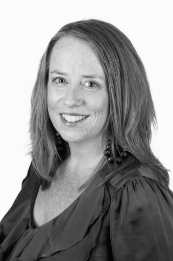 Rita Mamelund. (Foto:Suzanne Nyhus)