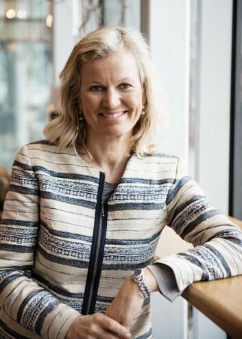 Kristin Krohn Devold. (Foto: Per Sollerman)