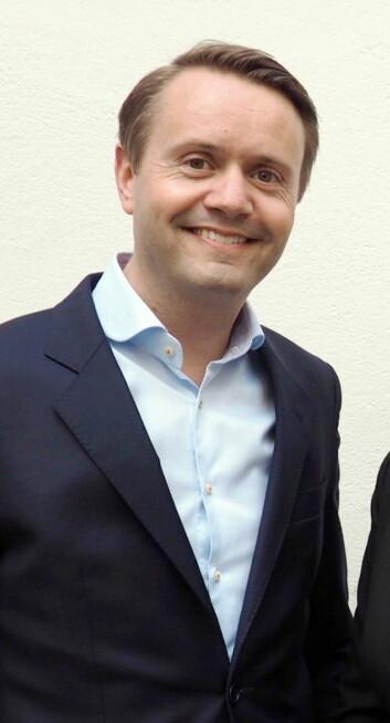 Gjøran Sæther. (Foto: Fursetgruppen)