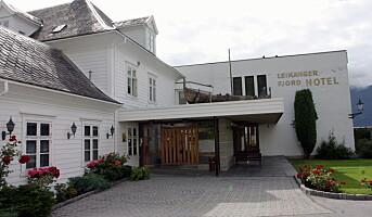 Leikanger Fjord Hotel til Unike Fjordhoteller