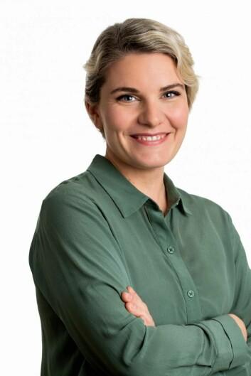 Ingrid Gauden, politisk rådgiver for kompetanse og rekruttering i NHO Reiseliv. (Foto: Per Sollerman)