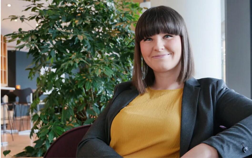 Sofie Eidissen Ljøkjell er ny hotelldirektør for Clarion Collection Hotel Bryggeparken i Skien. (Foto: Clarion Hotel)