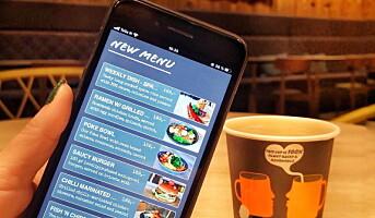 Bergen-hotell med egen app