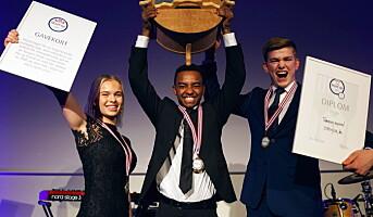 Strinda-elever til topps i Tine MatCup